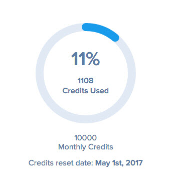 monthly-credits-usage-indicator